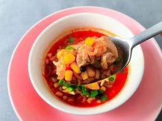 Serowa zupa meksykańska – Serki w Kuchni Blog, Blogging