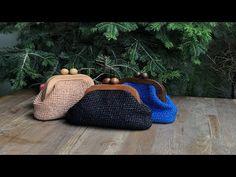 Straw Bag, Youtube, Bags, Tutorial Crochet, Crochet Bags, Purses, Accessories, Handbags, Totes