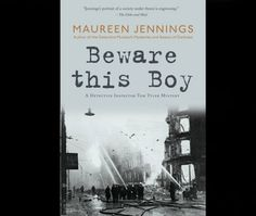 CONTEST ALERT: Enter for a chance to win Maureen Jenning's 'Beware this Boy'. Click through for details!
