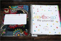Sweet Miles: Erin Condren Life Planner Review #eclifeplanner14