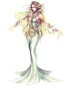 Cosmos - Characters & Art - Dissidia: Final Fantasy