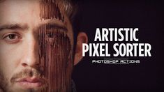 Buy Artistic Pixel Sorter - Photoshop Actions by BlackNull on GraphicRiver. Artistic Pixel Sorter – Photoshop Actions This set of actions will simulate the image processing Pixel Sorting algori. Photoshop For Photographers, Photoshop Photography, Photoshop Actions, Pixel Sorting, Image Processing, Color Correction, Photo Tips, Glitch, Logo Templates