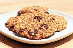 Hafer-Schoko-Kekse vegan