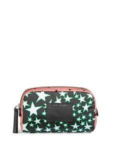 Byot Mixed Print Cosmetic Bag | Hudson's Bay Mixing Prints, Cosmetic Bag, Marc Jacobs, Zip Around Wallet, Lunch Box, Cosmetics, Bags, Fashion, Handbags