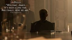 Franz Oberhauser: Welcome, James. You've come across me so many times, yet you never saw me. What took you so long?  More on: http://www.magicalquote.com/movie/spectre/ #Spectre07 #moviequotes