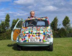 Jordy's Quilt Car