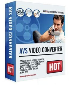 Convert between most known video files: AVI, MPEG, DVD, WMV, 3GP, FLV & more. Rip and burn personal DVDs, convert video, create HD Video, split, join, edit, apply effects, copy to mobile devices! http://bulkdownload.wordpress.com/2014/11/04/avs-video-converter-v9-0-1-566-patch-mpt/