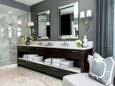deluxe spa bathroom