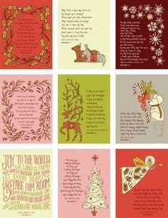 25 Days of Christmas Carols Advent Calendar – Little Things Studio Advent Calendar Fillers, Advent Calendars For Kids, Diy Advent Calendar, Advent Activities, Christmas Activities, Christmas Traditions, 25 Days Of Christmas, Christmas Carol, Christmas Images