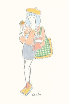 秋のおしゃれ 2013 9 SAAYA