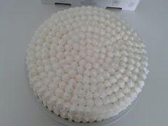 DOCIN Confeitaria Artesanal: Bolo branco