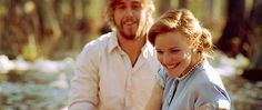 the notebook-what a love story .  This movie is just so romantic