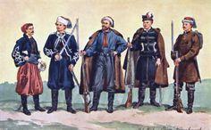 Образцы польской униформы XVIII-XIX веков