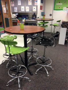 deskless classrooms