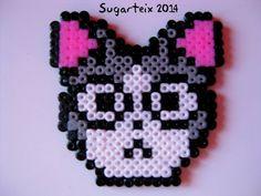 Broche cabeza de gato. Si te gusta puedes adquirirlo en nuestra tienda on-line: http://www.sugarshop.eu