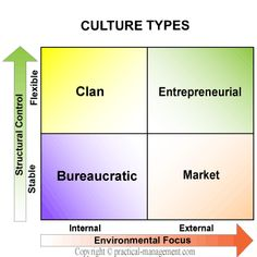 Organization Culture Types