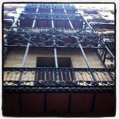 Balcón en Sagasta