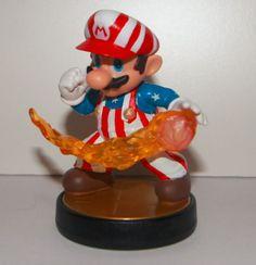 Custom 'Murica Super Mario amiibo - View more at http://buyamiibo.com/custom-amiibo-gallery/