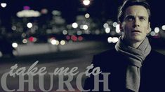"Take Me To Church | MorMor<< K, so apparently, there's this thing with the dude in the Sherlock Holmes novels who has been described as Moriarty's ""Watson"". His name is Sebastian Moran. From what I've gathered from a little bit of digging, he and Jim are shipped together A LOT. This one YouTuber has started using Michael Fassbender as their Sebastian and creates music videos for them. I think they're pretty darn cool, so go check 'em out!"