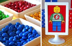 Lego Themed 5th Birthday Party {Planning, Ideas, Decor, Cake} Like this.