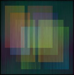 perceptuality: Carlos Cruz-Diez Cromointerferencia Espacial...✖️Fosterginger.Pinterest.Com✖️No Pin Limits✖️More Pins Like This One At FOSTERGINGER @ Pinterest