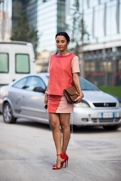 Pastels street @roressclothes closet ideas #women fashion outfit #clothing style apparel