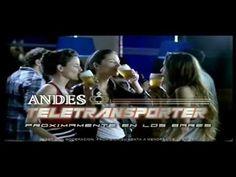 ▶ CERVEZA ANDES - TELETRANSPORTER - LA MEJOR IDEA DEL MUNDO...!!! (Publicidad - MIX) - 3D - YouTube