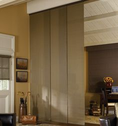 Bali® Sliding Panels: Linen & Thatch #BGPickMe