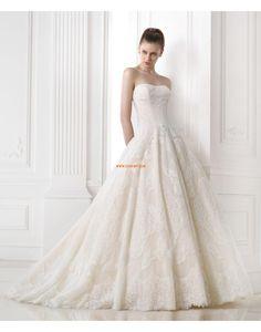 3fa0f73847fe Spets Bar rygg Empire Bröllopsklänningar 2015 Rosa Clara, Bröllopsstilar,  Brudklänningar I Prinsesstil, 2015