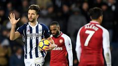 West Brom 1-1 Arsenal: Controversial penalty frustrates Gunners