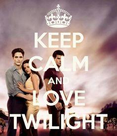Keep calm and love twilight(jacob)