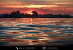 If you love Danube Delta, visiting Mila 23 just for its sunset is definitely worth your while.