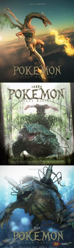 Real life #pokemon