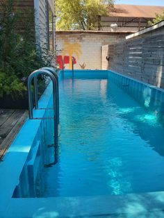 Who Else Wants Simple Step-By-Step Plans To Design And Build A Container Home From Scratch? Shipping Container Swimming Pool, Diy Swimming Pool, Diy Pool, Swimming Pool Designs, Shipping Container Homes, Shipping Containers, Shipping Container Buildings, Indoor Swimming, Container Architecture