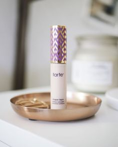 Tarte Shape Tape concealer- the best full coverage, longwear concealer?