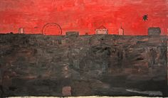 The Deluge 1969 Philip Guston,American American, 1913–1980. MFA, Boston