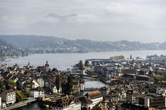 The beauty of Lucerne.