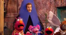 """""""Ryan."""" The post Ryan Reynolds Makes Hilarious NSFW Joke About His 'Sesame Street' Costume appeared first on Scary Mommy."""