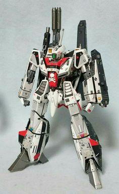 VF-1A strike robotech Macross