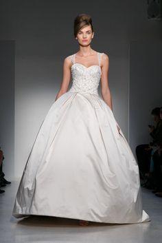 Fall 2013 Wedding Dress Kenneth Pool by Amsale bridal gowns