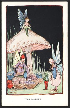 C. M. C. 1920s postcard