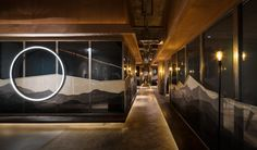 © Seth Powers. SOZO, Japanese food restaurant in Chengdu, China. By Ahead Design.