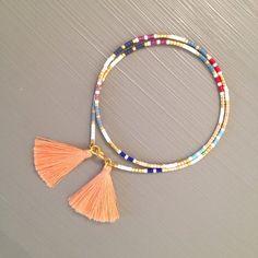 wulstige Freundschaft Armband Samen Perlen von ToccoDiLustro
