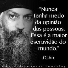 ✪sabedoria - Osho - com Ligia Azevedo (face)