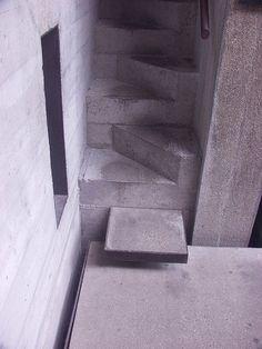 Carlo Scarpa, Verona stair