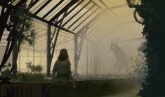 Greenhouse by Hideyoshi.deviantart.com on @deviantART