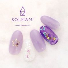 All-season / yukata / Party / Women& Association / hand - SOLMANI of nail design Pretty Nail Art, Cute Nail Art, Nail Art Diy, Classy Nails, Simple Nails, Trendy Nails, Korean Nail Art, Korean Nails, Cute Acrylic Nails