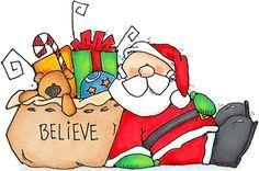 Santa - Believe