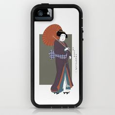 #Geisha Giving You The Finger. The devil is in the details. Actions speak louder than words. Ok enough cliche sayings. Raise that proud, crimson painted, middle finger to the world and raise some f-bombs. It's good for you. #tech #technology #iPhone #iPad #phonecase #smartphones #japanese #art #japan #graphicdesign #homedecor #wallart #asian #woman #women #feminist #feminism #lifequotes #quotes #dailyquotes #digital #typography #people #humor #pattern #vintage #quotes #life #kimono