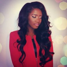 Online Shop Brazilian Virgin Hair Bundles Loose Wave Remy Human Hair Off Now, DHL Worldwide Shipping,Store Coupons Available. Sew In Hairstyles, My Hairstyle, Pretty Hairstyles, Black Hairstyles, Love Hair, Gorgeous Hair, Natural Hair Styles, Short Hair Styles, Hair Laid